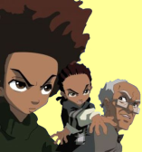 Showing 2 The Boondocks 2