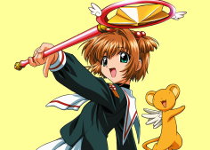 Showing 2 Cardcaptor Sakura