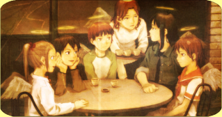 Showing 2 Haibane Renmei