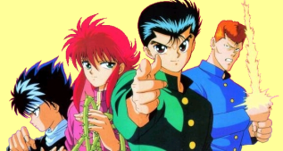 Showing 2 Yu Yu Hakusho