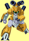 Showing 2 Medabots