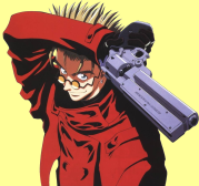 Showing 2 Trigun